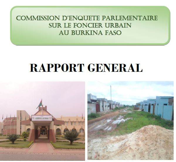 rapport general