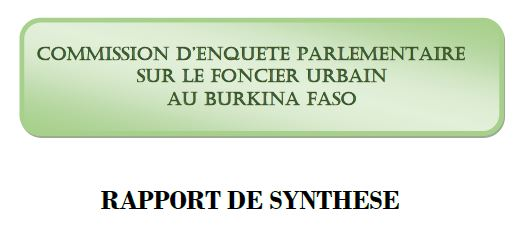 rapport synthese